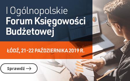 Forum Księgowości Budżetowej