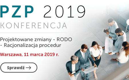 Konferencja PZP 2019