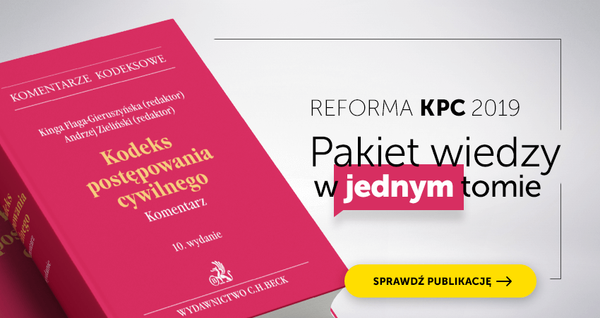 Jednotomowy komentarz do KPC
