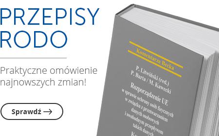 RODO 2018 - Ekspercki komentarz do nowych przepisów