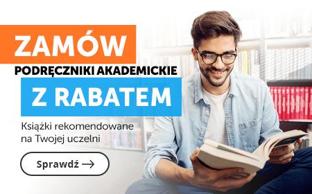 Podręczniki akademickie z rabatem