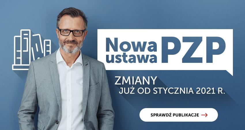 Nowa ustawa PZP - oferta publikacji