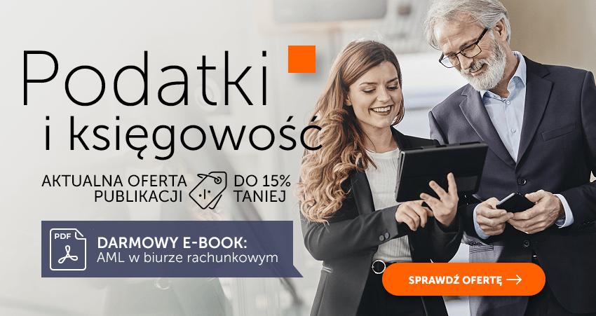 Podatki i księgowość 2021. Darmowy e-book