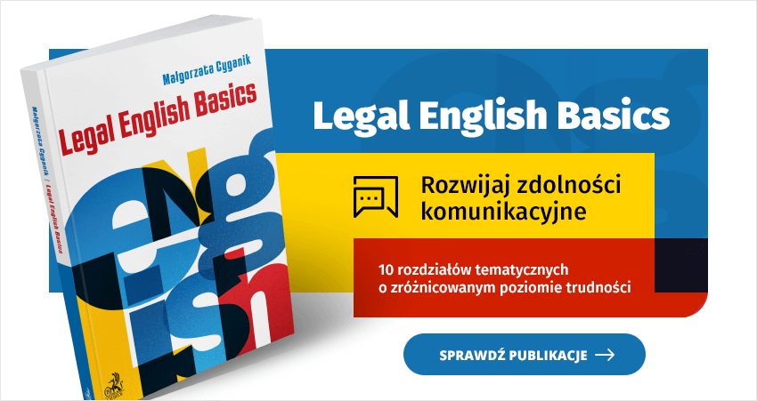 Legal English Basics
