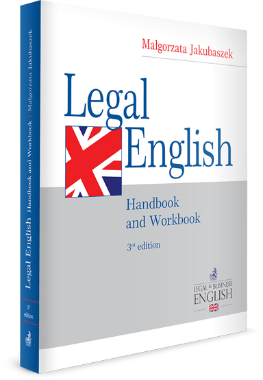 Legal English. Handbook and Workbook
