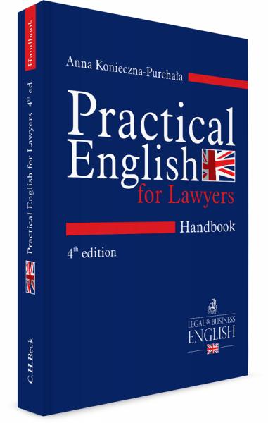 Practical English for Lawyers. Handbook. Język angielski dla prawników