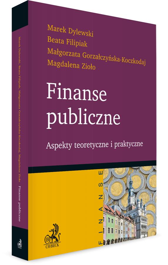 Finanse publiczne. Aspekty teoretyczne i praktyczne