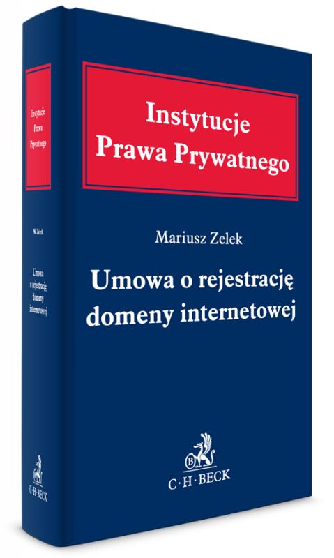 627c24c3597286 Umowa o rejestrację domeny internetowej - Ksiegarnia.beck.pl