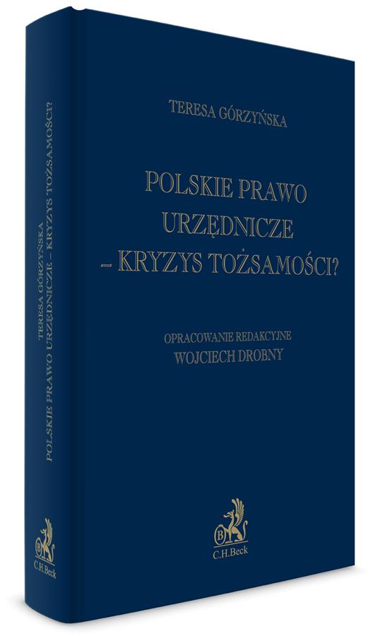 Polskie prawo urzędnicze – kryzys tożsamości?