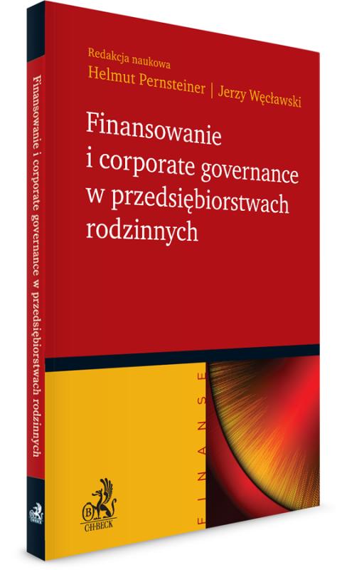 Finansowanie i corporate governance w przedsiębiorstwach rodzinnych