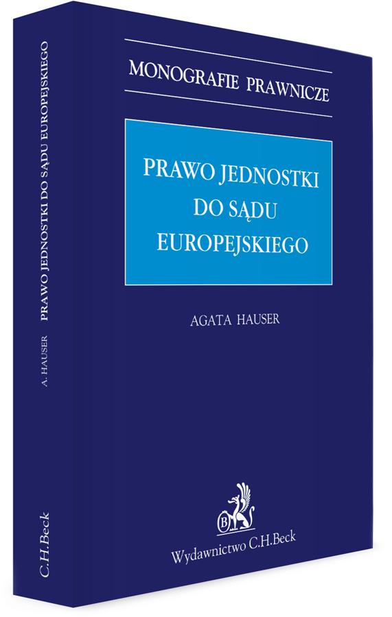 Prawo jednostki do sądu europejskiego