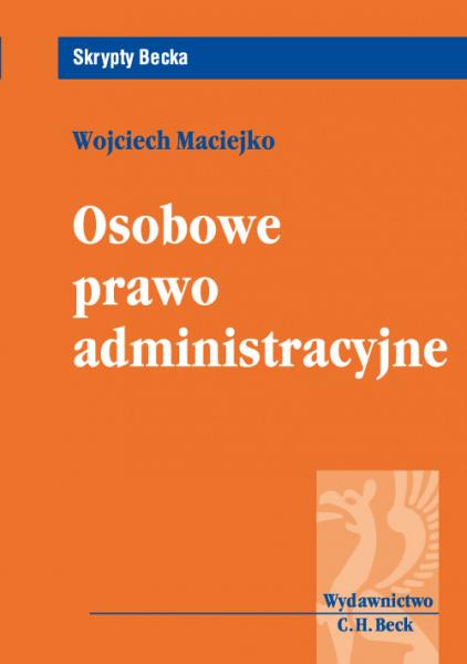 Osobowe prawo administracyjne