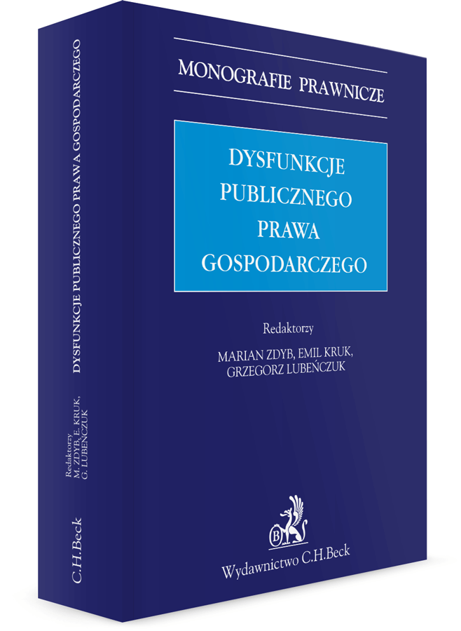Dysfunkcje publicznego prawa gospodarczego