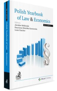 Polish Yearbook of Law & Economics. Vol. 3 (2012)