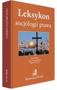 Leksykon socjologii prawa
