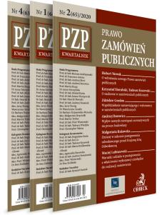 PZP Prawo Zamówień Publicznych - Prenumerata