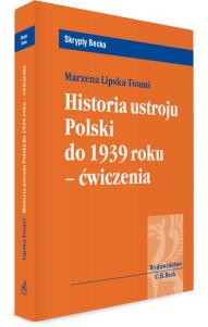 Historia ustroju Polski do 1939 r. - ćwiczenia.