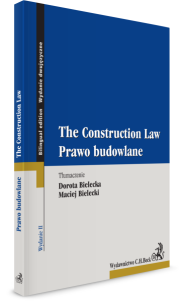 Prawo budowlane. The Construction Law