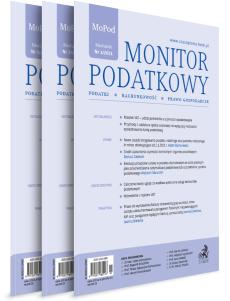 Monitor Podatkowy - Prenumerata