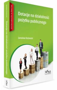Dotacje na działalność pożytku publicznego