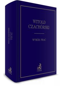 Witold Czachórski. Wybór prac