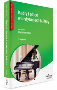 Kadry i płace w instytucjach kultury + Płyta CD