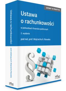 Ustawa o rachunkowości w jednostkach finansów publicznych