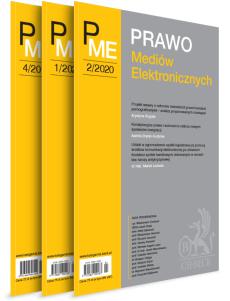 Prawo Mediów Elektronicznych - Prenumerata