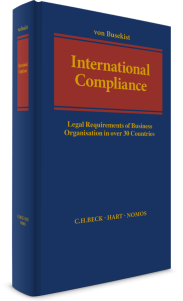 International Compliance. Legal Requirements of Business Organisation in 30 Countries