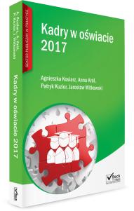 Kadry w oświacie 2017 + Płyta CD