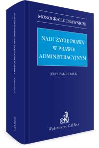 Nadużycie prawa w prawie administracyjnym