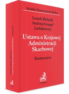 Ustawa o Krajowej Administracji Skarbowej. Komentarz