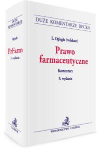 Prawo farmaceutyczne. Komentarz