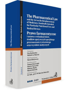 The Pharmaceutical Law. Prawo farmaceutyczne
