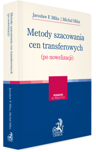 Metody szacowania cen transferowych (po nowelizacji)