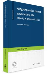 Księgowa analiza danych zawartych w JPK. Raporty w arkuszach Excel