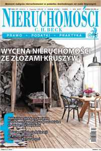 Nieruchomości C.H.Beck Nr 7/2019