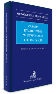 Zasada dychotomii w utworach literackich