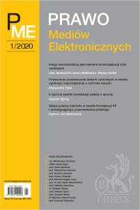 Prawo Mediów Elektronicznych Nr 1/2020