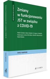Zmiany w funkcjonowaniu JST w związku z COVID-19
