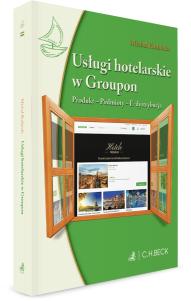 Usługi hotelarskie w Groupon. Produkt. Podmioty. E-dystrybucja