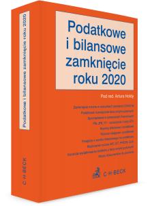 Podatkowe i bilansowe zamknięcie roku 2020