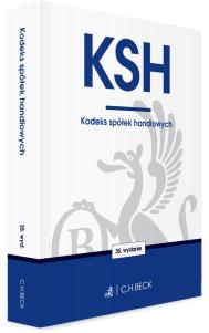 KSH. Kodeks spółek handlowych