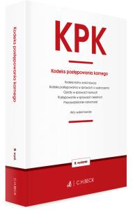KPK. Kodeks postępowania karnego oraz ustawy towarzyszące