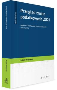 Przegląd zmian podatkowych 2021