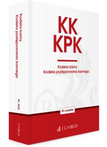 KK. KPK. Kodeks karny. Kodeks postępowania karnego. Edycja Prokuratorska