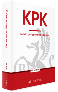 KPK. Kodeks postępowania karnego