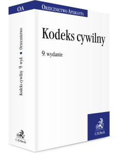 Kodeks cywilny. Orzecznictwo Aplikanta