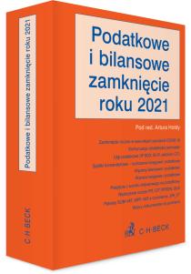 Podatkowe i bilansowe zamknięcie roku 2021