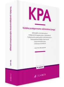 KPA. Kodeks postępowania administracyjnego oraz ustawy towarzyszące